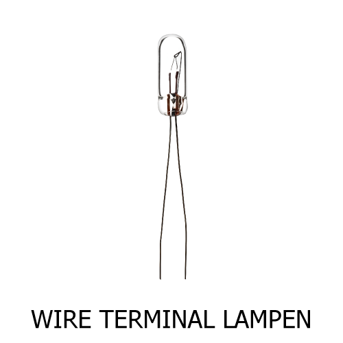 WIRE-TERMINAL-LAMPEN